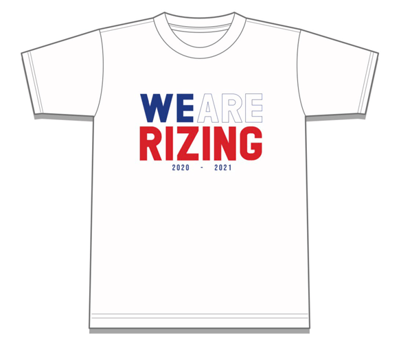 WE ARE RIZINGTシャツ